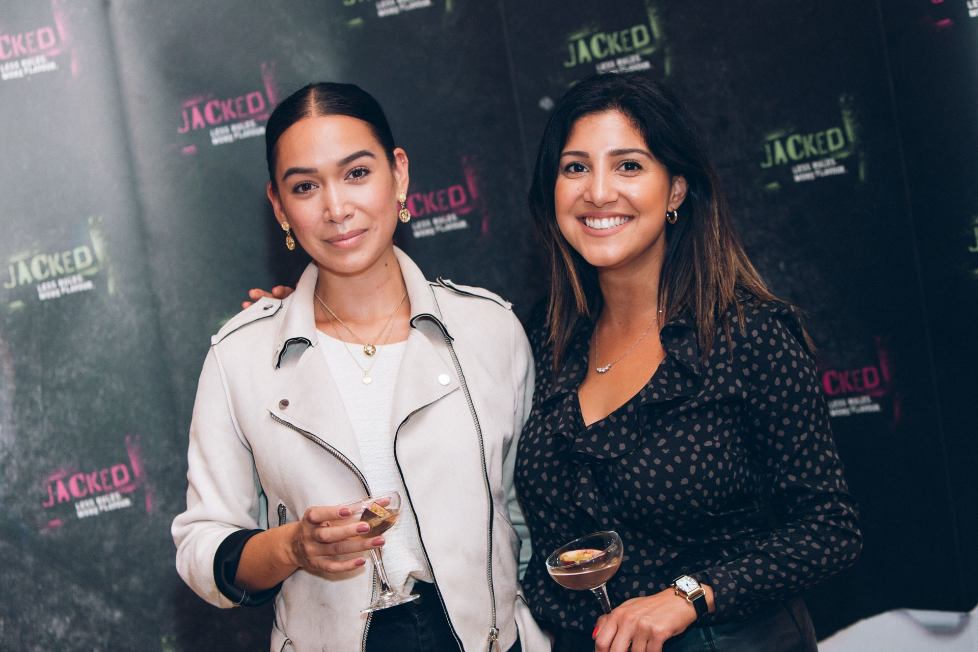 Jacked Wine London launch
